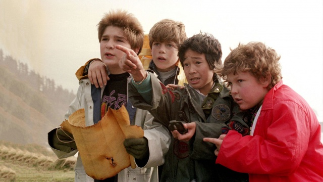 Define Adası - The Goonies (1985)