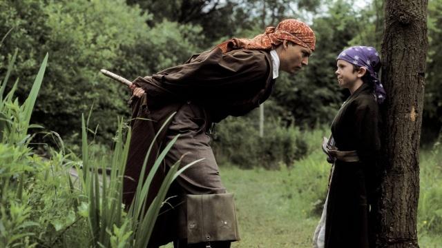 Finding Neverland - Düşler Ülkesi  (2004)