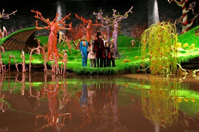 Charlie and the Chocolate Factory - Charlie'nin Çikolata Fabrikası (2005)