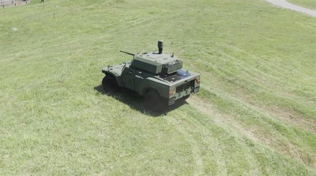 Koç Topluluğu şirketlerinden Otokar'ın tasarladığı yeni nesil Akrep II zırhlı araç ailesi, 14. Uluslararası Savunma Sanayii Fuarı'nda (IDEF'19) ilk kez görücüye çıktı.