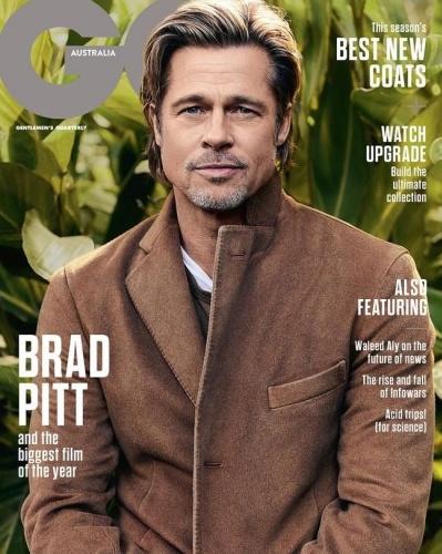 Brad Pitt: Artık Hollywood genç erkeklerin oyunu