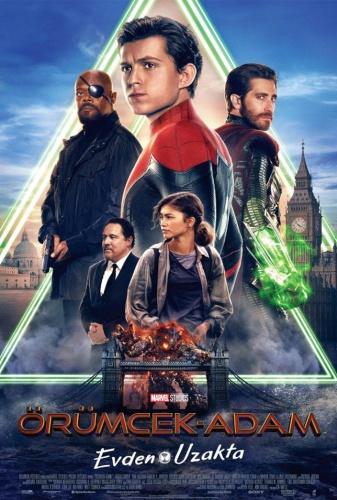 """Örümcek Adam- Evden Uzakta Film, 'Avengers: Endgame' filminden hemen sonrasını anlatıyor.  Filmin olay örgüsü, arkadaşları ile gittiği okul gezisi sırasında gizemli bir görev üstlenmek zorunda kalan Peter Parker etrafında dönüyor.  Filmin yönetmenliğini Jon Watss üstleniyor. Senaryosu Chris Mckenna ile Erik Sommers tarafından kaleme alındı. Marvel Sinematik Evreni""""nde geçen yapımda Tom Holland, Örümcek Adam'ı canlandırıyor."""