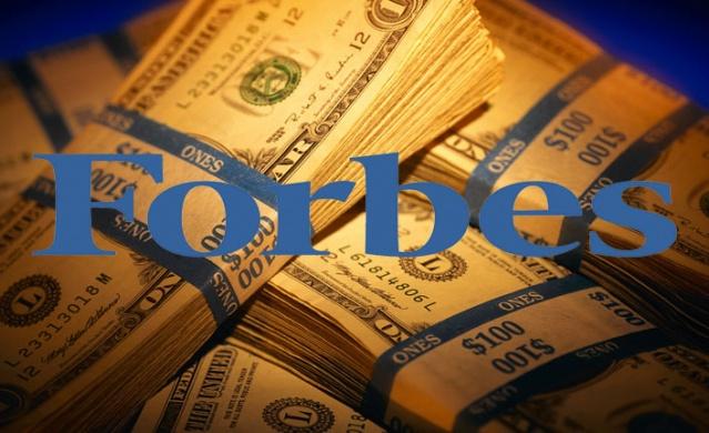 İş dünyasının önemli dergilerinden Forbes, 2019 yılının en çok kazanan ünlülerini açıkladı. 185 milyon dolarlık geliriyle bu yılın zirvesindeki isim, daha önce de 2016 yılında 170 milyon dolarla en çok kazananlar listesinde birinci olmuştu. İşte Forbes dergisine göre yıllık kazancı en yüksek olan ünlüler...