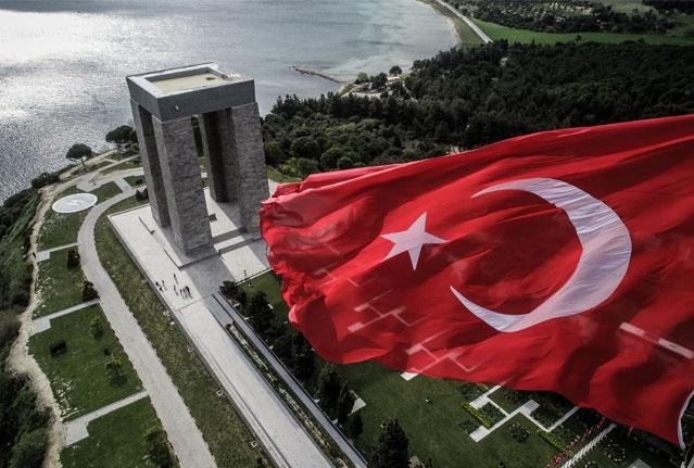 Çanakkale Kara Savaşları'nın 104. yıl dönümü nedeniyle 24-25 Nisan'da tarihî Gelibolu Yarımadası'nda törenler düzenlenecek. Törenler için yapılan hazırlıklar tamamlandı.
