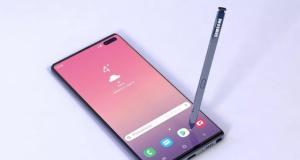 Samsung Galaxy Note 10'un fiyatı ve teknik özellikleri