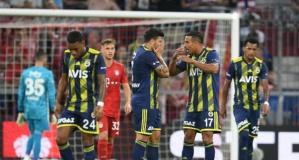 Bayern Münih faciası sonrası Fenerbahçe caps'leri!
