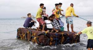 Filipinler'de tekne kazası: 31 ölü