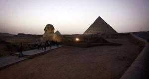 Giza Piramidi'nin bilinmeyenleri...