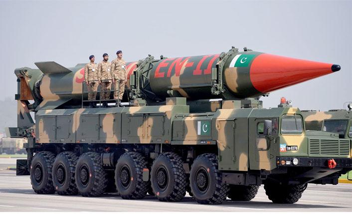 """Keşmir, nükleer çatışma noktası olabilir"""""""