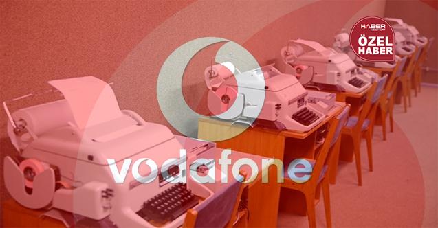 Vodafone Abonelikleri Faks Yoluyla Bitiriyor