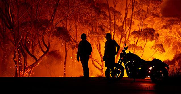 Avustralya'daki felaketin korkutucu boyutları!