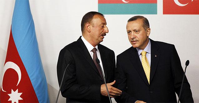 """Erdoğan'dan Aliyev'e """"biz buradayız"""" hatırlatması!"""