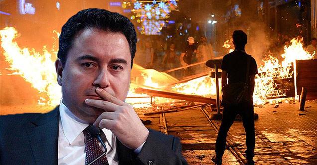 Ali Babacan'dan Gezi Parkı savunması!