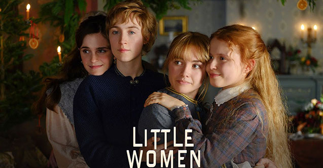 Küçük Kadınlar (Little Women) İzle, Konusu, Oyuncuları, Fragmanı