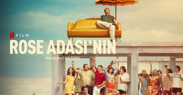 Rose Adası'nın ilginç hikayesi, Netflix'te film oldu!