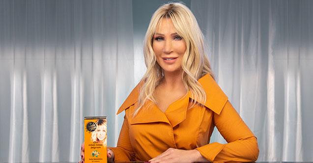 Seda Sayan, kendi markasının reklam yüzü oldu!