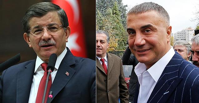 Ahmet Davutoğlu'ndan Sedat Peker'in iddialarıyla ilgili sert sözler