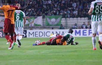 Galatasaray istediğini alamadı