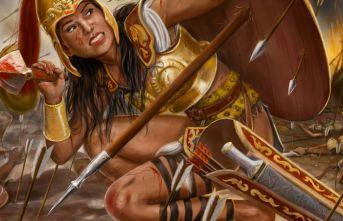 Efsanevi kadınlar: Amazon savaşçıları