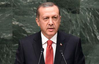 """Erdoğan'dan """"fetih"""" mesajı"""