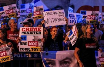 Eurovision'a Filistin mesajları damga vurdu!