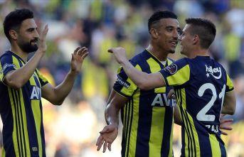 Fenerbahçe sezonu galibiyetle kapattı