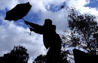 Kuvvetli yağış ve rüzgara dikkat!