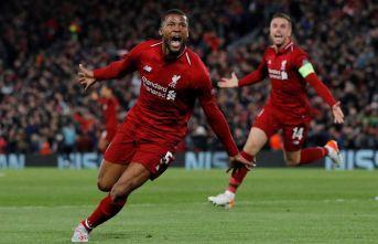 Liverpool'dan mucizevi geri dönüş