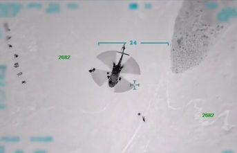 TSK'dan Irak'ın kuzeyinde büyük operasyon