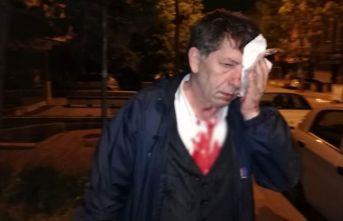 Yavuz Selim Demirağ'a saldırı