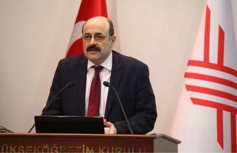 YÖK Başkanı Saraç'tan 'YKS' açıklaması!