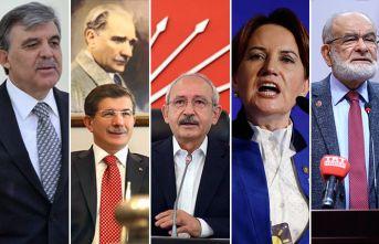 YSK'nın iptal kararına liderlerin tepkisi