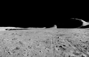 Ay'da dev bir kitle bulundu