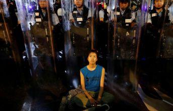Çin-Hong Kong sorununa Trump yorumu