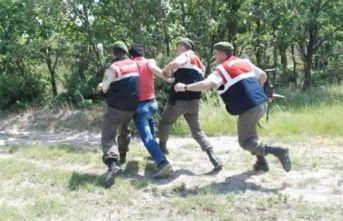 FETÖ ve PKK zanlıları sınırda yakalandı