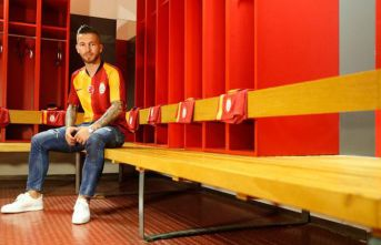 Galatasaray, Adem Büyük'ü kadrosuna kattı