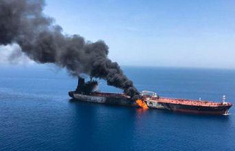 İran'dan tanker saldırısına imalı yorum!