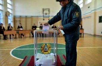 Kazakistan'daki seçimlerde oy oranları açıklandı!