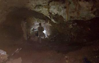 Mağarada 5 terörist kıstırıldı