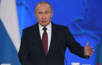 Putin: Rusya, Türkiye ve İran'ın başarısı