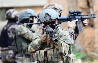 Şırnak'ta 3 terörist ölü ele geçirildi
