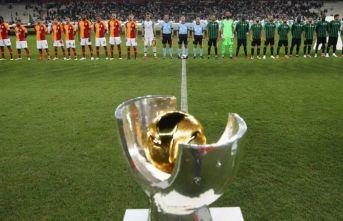 Süper Kupa maçının tarihi netleşti