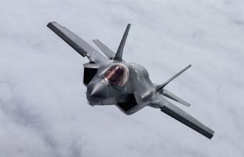 Türk pilotların F-35 eğitimine son verildi
