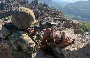 Bakanlık duyurdu: PKK'ya bir darbe daha!