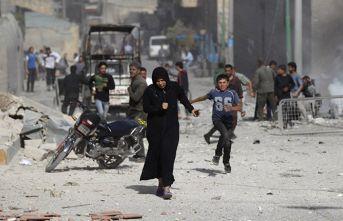 BM'den Esad rejimine kınama