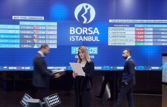 Borsa 100 bin puanı geçti