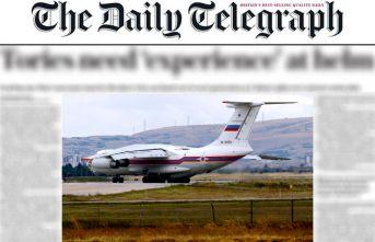 Daily Telegraph Batı'nın derdini yansıttı