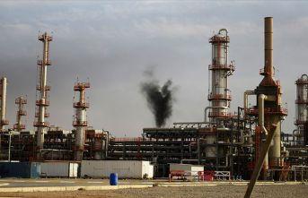 Irak'ın petrol ihracatı 1 milyar dolar düştü