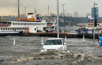 İstanbullular dikkat! Meteoroloji bu akşam için uyardı...