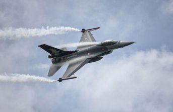 Kuzey Irak'a hava harekâtı: 8 terörist etkisiz!